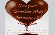 Yum! Chocolate Walk comes to Occoquan, Feb. 13