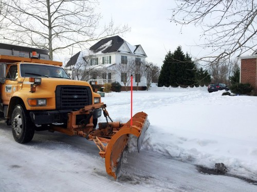 VDOT already wants to talk about snow with Prince William residents