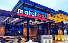 Ignite your appetite: Matchbox pizza now open at Potomac Mills