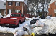 Trash placement problems and 'parking wars' in Woodbridge