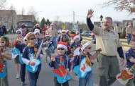 Cub Scout Pack 501 wins Lake Ridge parade trophy