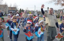 Cub Scout Pack 501 wins Lake Ridge parade trophy