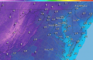 Frigid forecast: icy winds, snow showers and possible storm ahead
