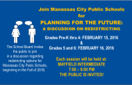 Will your Manassas student be redistricted?