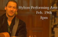Guitarist Shaun Hopper coming to Hylton Center Feb. 19