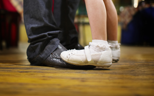 Put on your dancing shoes: father-daughter dances for Valentine's