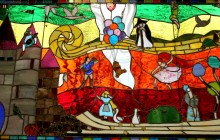 There's a story behind Chinn Park library's new stained-glass