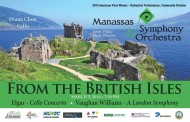 Hear the sounds of the British Isles, in Manassas