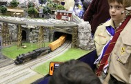 Boy Scouts host model train show in Manassas, Mar. 12-13