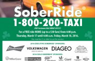 Free cab rides available for St. Patrick's Day celebrations