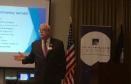 Congressman Connolly talks econ dev for Prince William Chamber