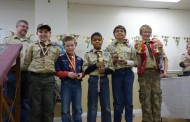 Boy Scouts Pinewood Derby in Woodbridge this weekend