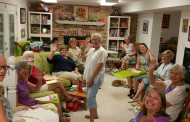 Cabin Branch Quilters: Quilt show, and giving back to community