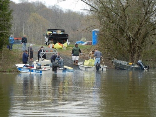 Volunteers needed for Marumsco Creek, Occoquan River cleanup events