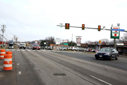Road improvements expected to positively impact county