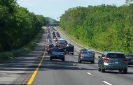 Heavy Memorial Day weekend traffic expected Thursday afternoon