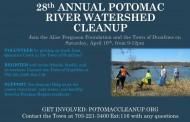 Help keep Quantico Creek clean in Dumfries