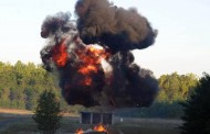 15 explosives to be detonated today at Quantico base