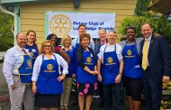 Lake Ridge Rotary raises funds at 18th annual Celebrity Luncheon