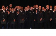 Prince William fire and rescue promotes 43