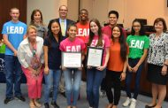 Osbourn HS student council wins national award