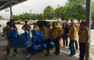 Woodbridge Ikea makes 100 care packages for Red Cross