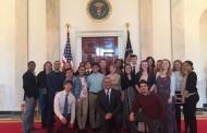 Manassas students take special trip to the White House