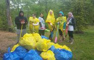 Volunteers collect 4K pounds of trash from Occoquan River