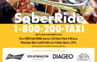 Going out for Cinco de Mayo? Get a safe ride home