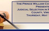 Learn about Prince William's judicial selection system, May 19