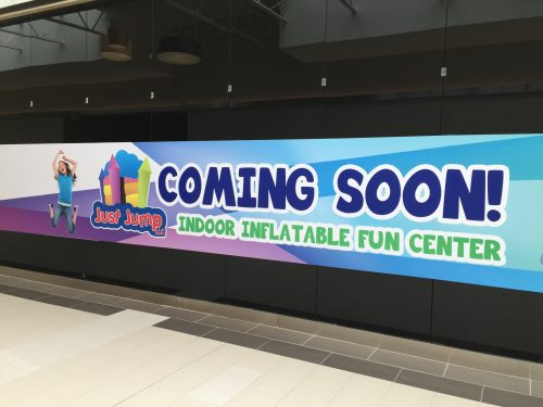 'Just Jump' inflatable play center coming to Manassas Mall