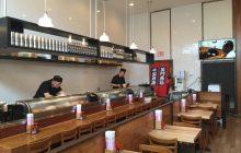 Sushi Jin open for business in Woodbridge