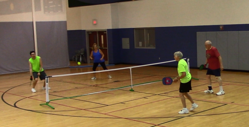 Pickleball: a fast growing sport in Prince William and beyond