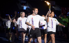 Torch Run for Special Olympics will be coming through Prince William tomorrow