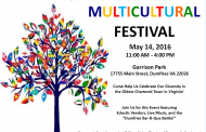 Music, food & BBQ at 'Multicultural Festival' in Dumfries, May 14