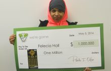 Triangle woman wins $1M in Virginia lottery
