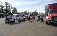 Community shredding event in Manassas, May 7