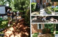 Volunteers come together to rehab Woodbridge home for Habitat for Humanity