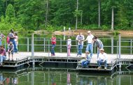 Kid's Fishing Derby in Triangle tomorrow