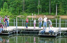Kid's Fishing Derby in Triangle tomorrow