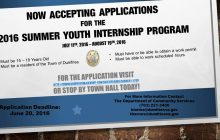 Does your child need a summer job? Apply for the Dumfries internship program