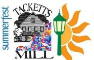 SummerFest at Tackett's Mill in Woodbridge, June 18