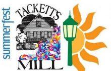SummerFest at Tackett's Mill in Woodbridge, June 18