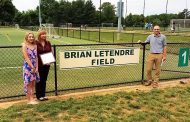 Woodbridge soccer field named for fallen Marine