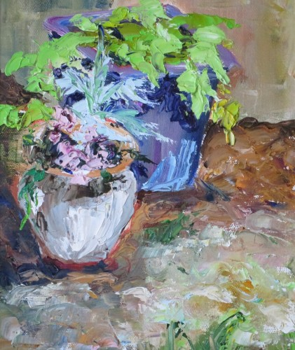 'Painting Ladies' come to Manassas Center for the Arts, June 21-July 29