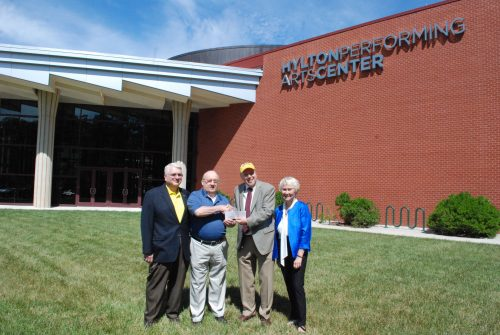 Hylton Center gets $20K to host Veterans and the Arts Initiative