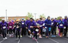 Run Against Domestic Violence in Springfield, October 2