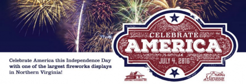 Looking for a 4th of July fireworks display? There's one coming to Manassas