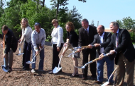 BerkleyNet celebrates groundbreaking on new facility at Innovation Park