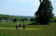 How will Kettle Run and Bristoe Station battlefield lands be preserved?